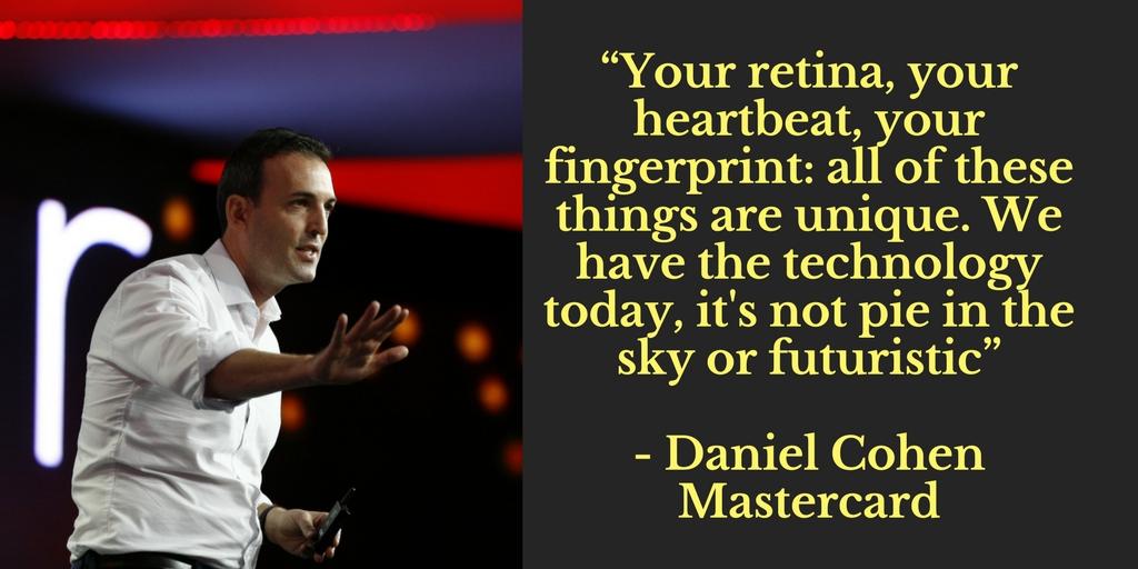 Podcast: Daniel Cohen, Mastercard