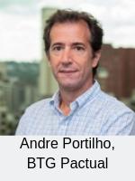 Andre Portilho, BTG Pactual