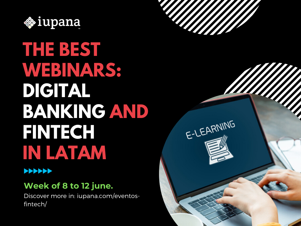 Digital banking and fintech webinars: Apps in 7 min. with Low-Code; Key tech for KYC/AML; and Fintechs in Guatemala