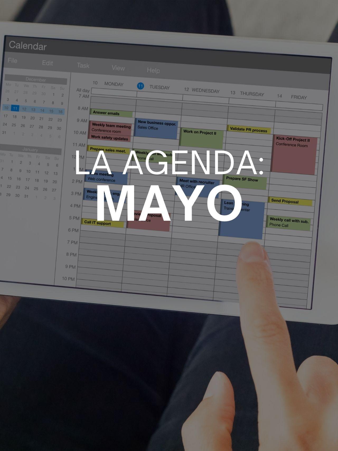 La Agenda Mayo