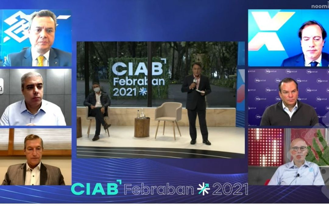 Brazil's biggest banks call for level playing field | Ciab 2021