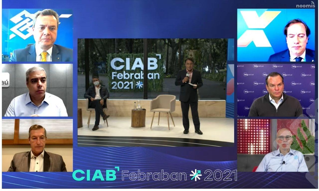 Ciab Febraban Panel CEOs
