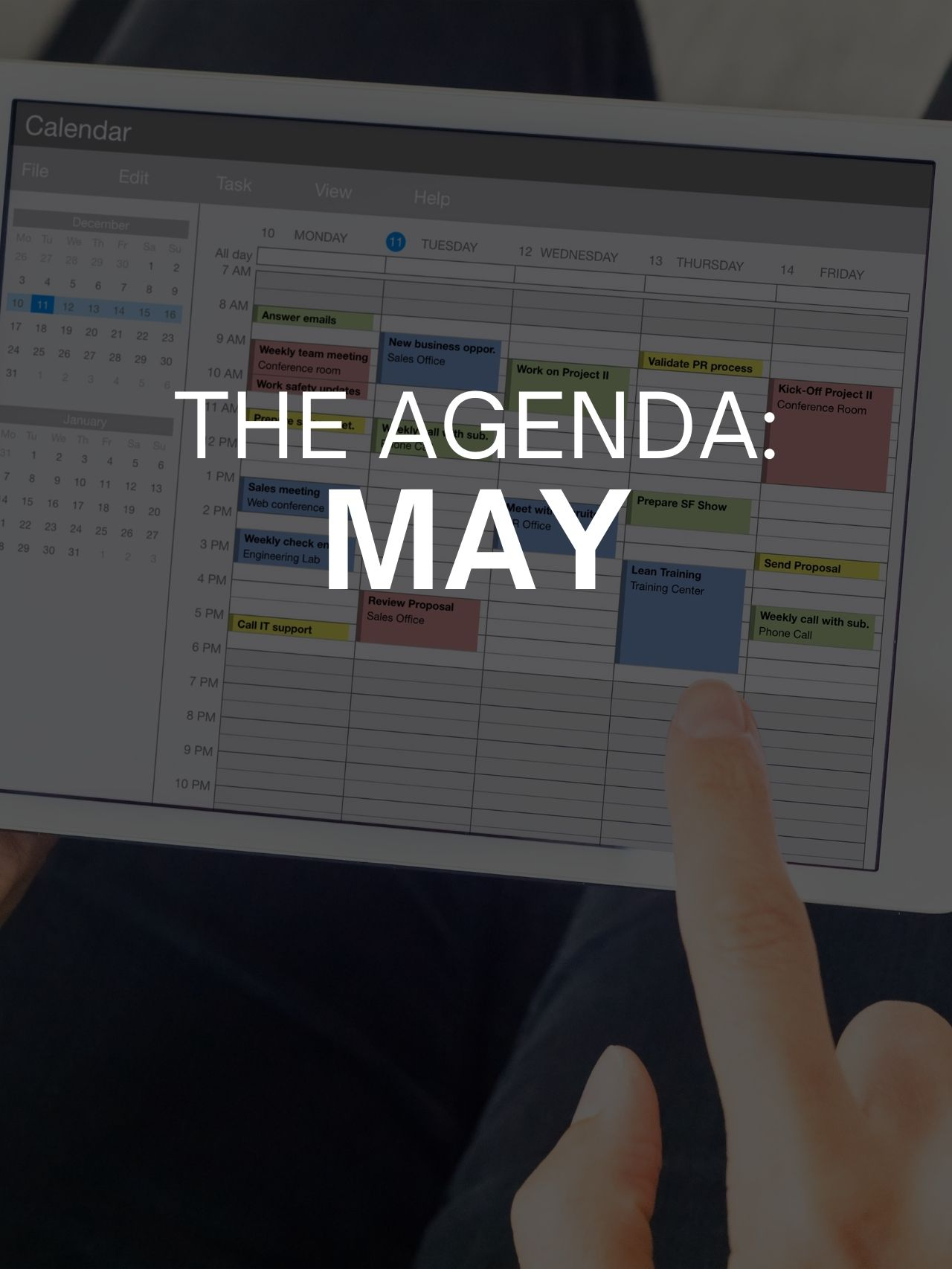 The Agenda: May 2021