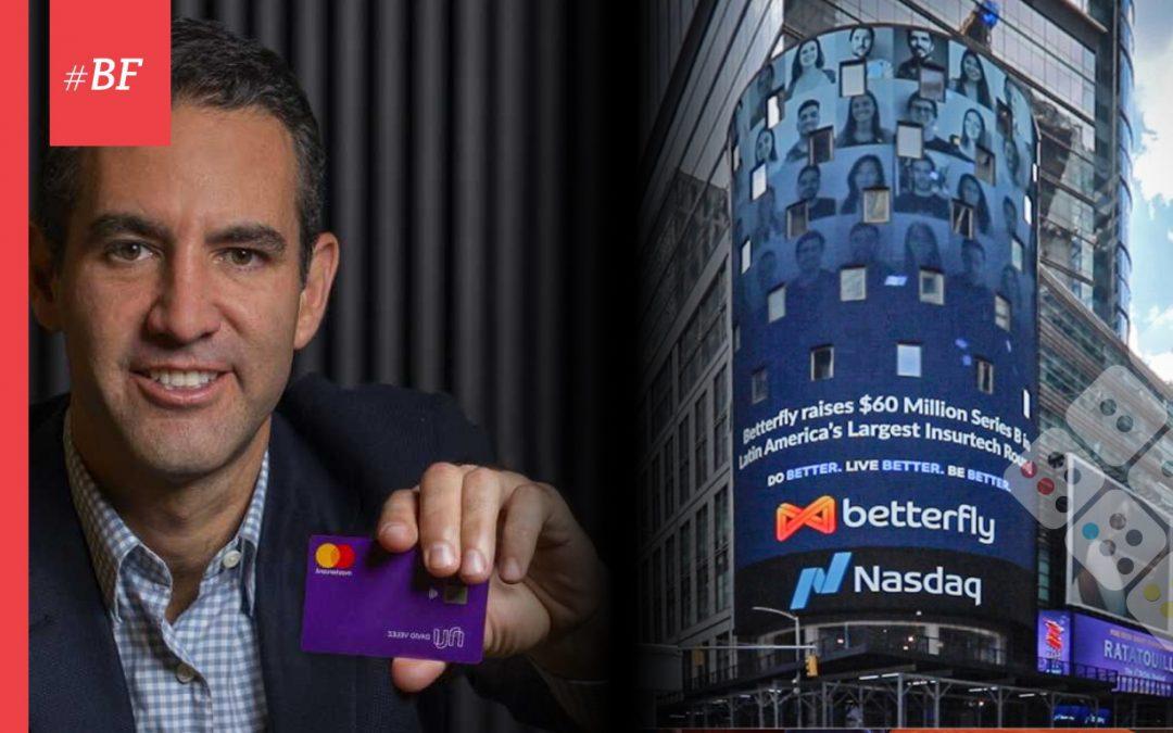 Rondas de capital: Insurtech chilena, Betterfly y Nubank anunciaron compras importantes esta semana