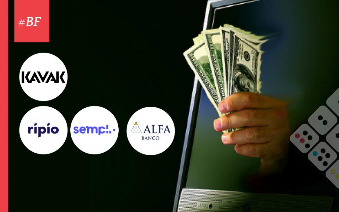 Inversión Fintech: Kavak,Banco Alfa, Ripio, Sempli.co y más