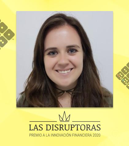 Natalia Pinzón, cofundadora de la Asociación Fintech de Guatemala