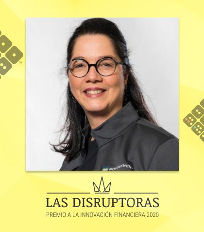 Victoria Blanco, fundadora y CEO de ábaco