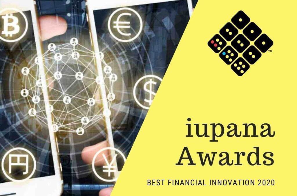 iupana Awards 2020: Most innovative financial services projects